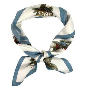 """Hermes Silk Scarf """"pythagore""""by Zoe Pauwels 90 cm"""